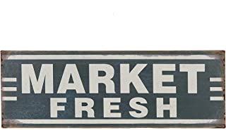 fresh market sign