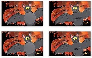 My Scratch Offs Halloween Bat Scratch Off Game Card - 25 Pack