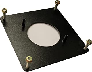 RetroArcade.us ra-track-mount-2in-2 Arcade Game 2 inch trackball Metal mounting kit, Works with ra-track-ball-2inr2
