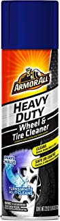 Armor All Car Tire & Wheel Spray Bottle, Cleaner for Cars, Truck, Motorcycle, Heavy Duty, 19140