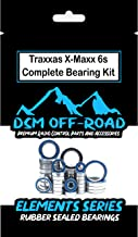 Traxxas X-MAXX 6s Complete Sealed Bearing Kit Set (29 Bearings) xmaxx