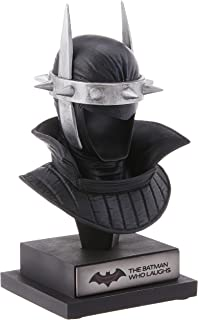 DC Collectibles DC Gallery: The Batman Who Laughs Cowl, Multicolor, 10