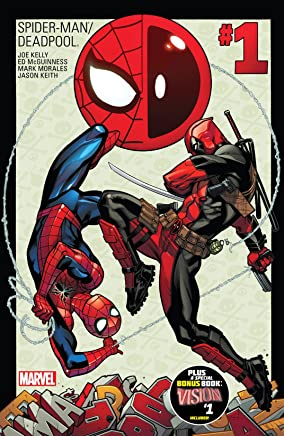 Spider-Man/Deadpool (2016-) #1 (English Edition)