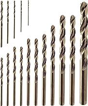 Beluapi Foret Etape M35 Cobalt 4-32mm Foret HSS-Co /à Queue Hexagonale 1//4 Pouces