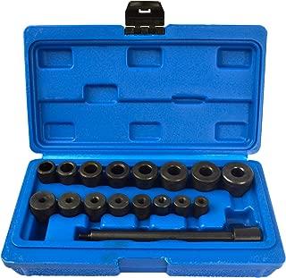 Clutch Centering Tools 17PCS Universal Spindle Adjustment Tool EC3 Auto Centering Tool