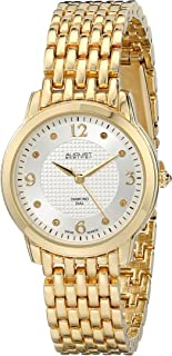 August Steiner Women's Marquess Analogue Display Quartz Watch with Alloy Bracelet
