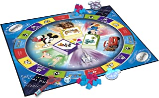 Trivial Pursuit Disney For All Edition