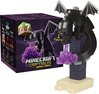 JINX Minecraft Craftables Blind Box, Series 2 (One Mystery Figure) (Multicolor, 3 Pack)