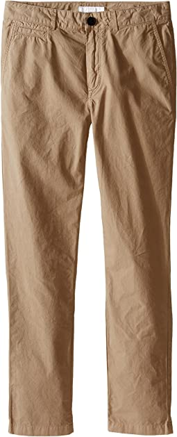 Burberry Kids Stretch Twill Chino Pants (Little Kids/Big Kids)