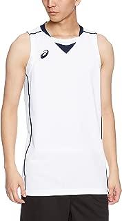 [亚瑟士] 篮球服 比赛衫 XB1355 [男款]