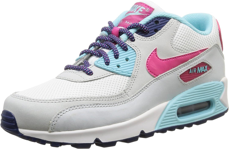 Nike Air Max 90 Gs 724855-101 Kids shoes White