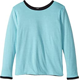 4Ward Clothing - Four-Way Reversible Long Sleeve Jersey Top (Little Kids/Big Kids)