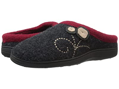 Acorn Dara (Charcoal Button) Women