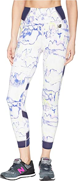 New Balance - Printed Evolve Tights
