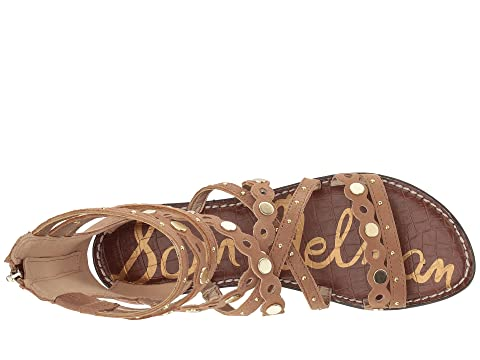Geren Suede Golden Leather Edelman Caramel Sam Kid 0WHAw