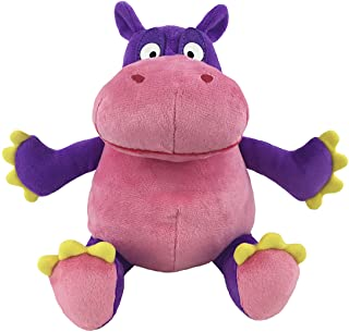 MerryMakers The Hiccupotamus Plush Doll, 9-Inch