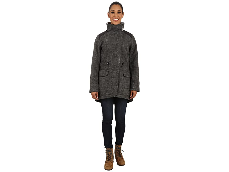 Royal Robbins Mariposa Parka (Charcoal) Women