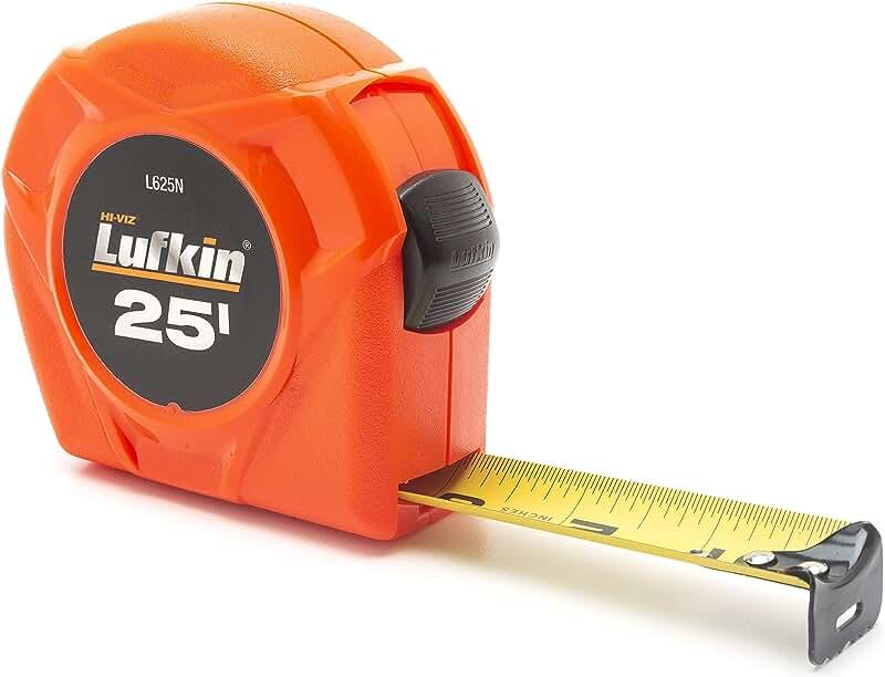 Lufkin tape measure company smoke detector regulations