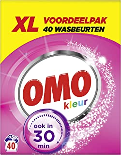 Omo Waspoeder Kleur 2.565 kg - 40 Wasbeurten - 1 stuk