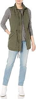 Women's Light Weight Cotton Fishtail Vest