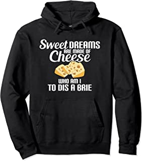 sweet cheese are made of brie