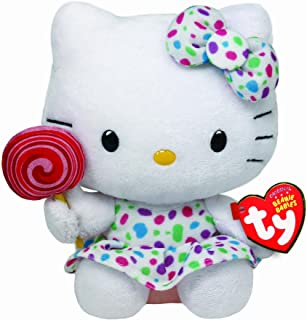 Ty Beanie Baby Hello Kitty - Lollipop