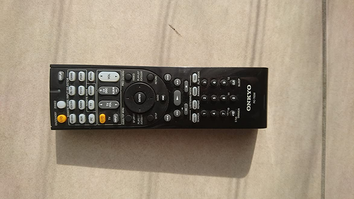 Used ONKYO Remote Control For Onkyo RC-765M RC-803M TX-NR717 TX-SR804S A/V AV Receiver