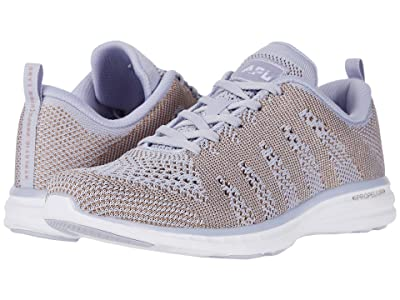 Athletic Propulsion Labs (APL) Techloom Pro (Faded Lavender/Rose Gold/White) Women