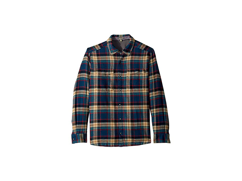Toad&Co Mojac Overshirt (Blue Wing Teal) Men