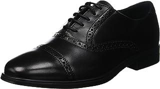 ECCO Melbourne, Zapatos de Cordones Oxford Hombre