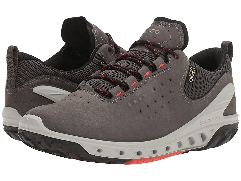 Ecco Performance Biom Venture GTX Tie (Dark Shadow/Dark Shadow) Women