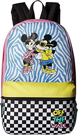 Mickey's 90th Hyper Minnie Calico Backpack