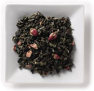 strawberry rose champagne oolong