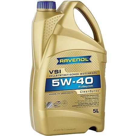 Ravenol Svs Standard Viscosity Synto Oil Sae 5w 40 Auto