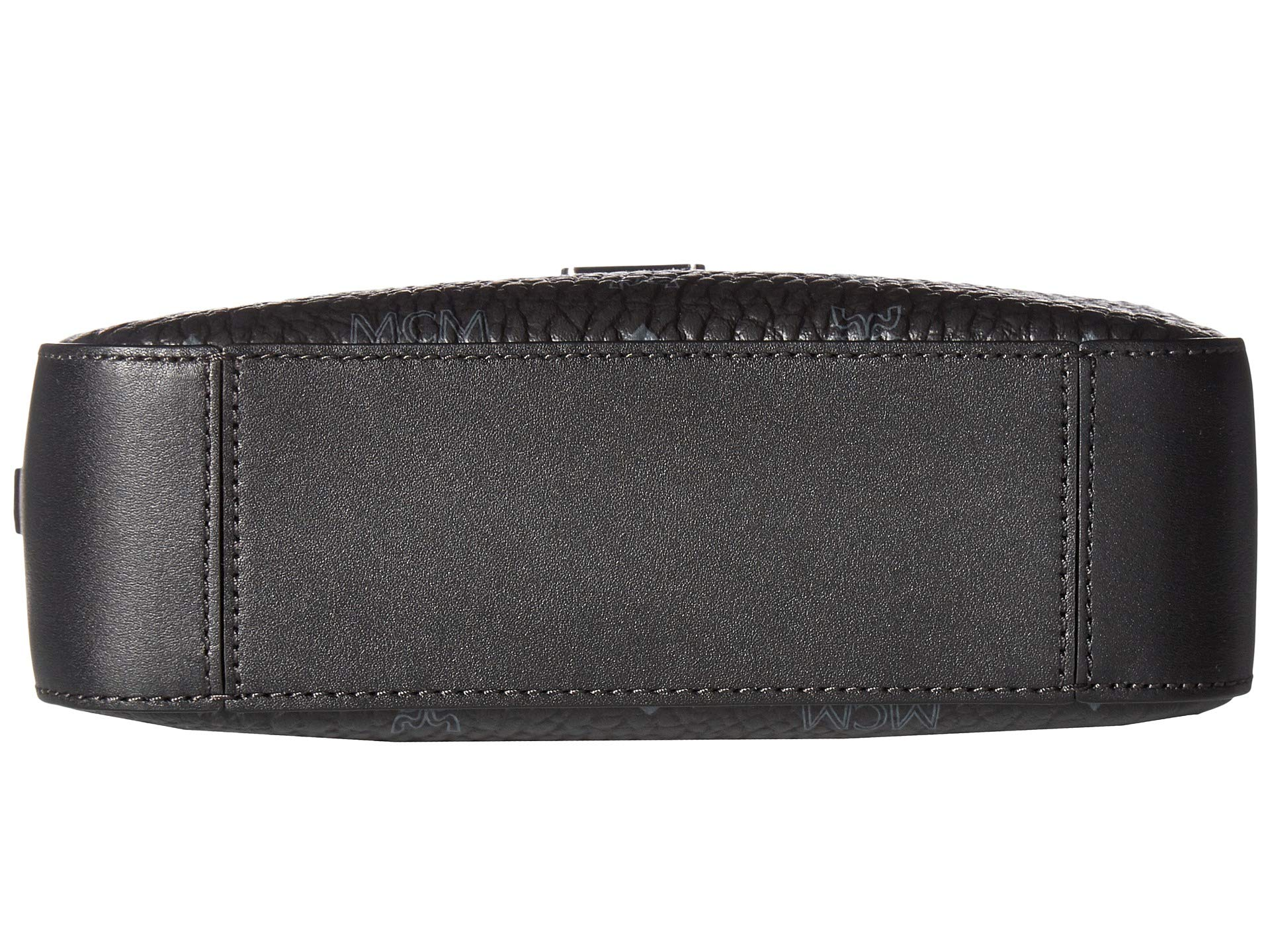 Leather Others Small Original Mcm Goods Black Visetos qzRUzwf