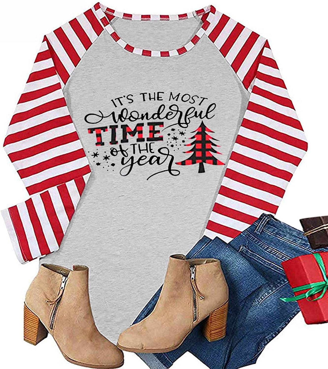 Kethorina Its The Most Wonderful Time Shirt T Women Outlet Wholesale sale feature Pla Year