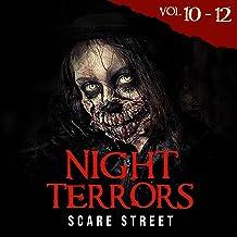 Night Terrors, Volumes 10-12: Short Horror Stories Anthology