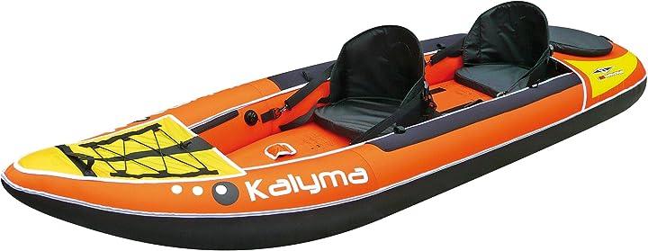 Canoa gonfiabile kalyma - bic sport B005WB9O9A
