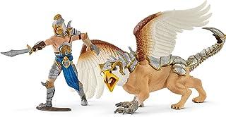 Schleich Warrior With Griffin