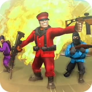 Toon Royale Gun Battle