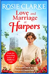 Love and Marriage at Harpers: A heartwarming saga from bestseller Rosie Clarke (Welcome To Harpers Emporium Book 2) Kindle Edition