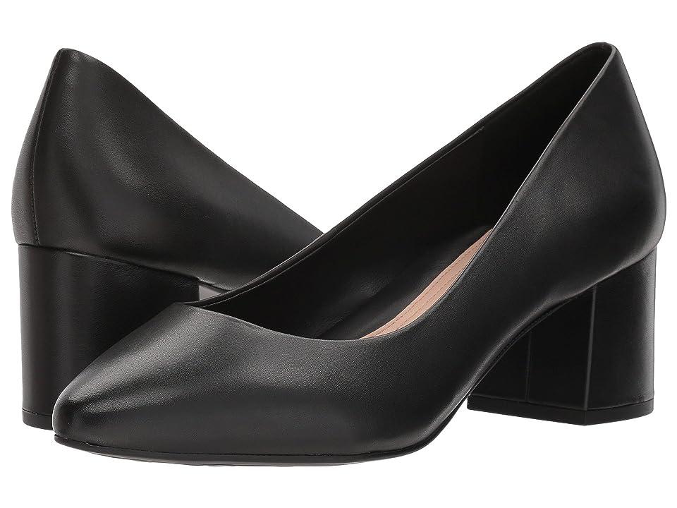 Taryn Rose Rochelle (Black Dress Calf) High Heels
