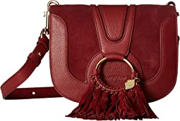 Hana Small Crossbody with Fringe