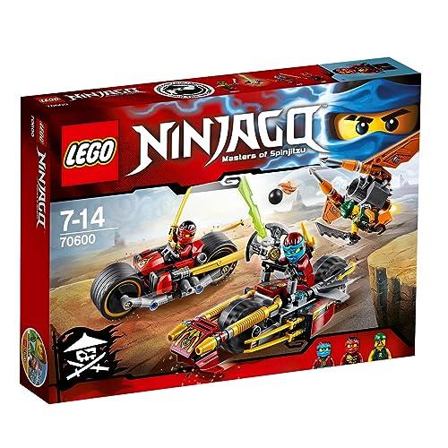 LEGO Ninjago 2017: Amazon.es