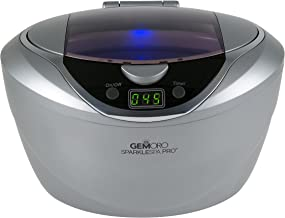 sharper image ultrasonic jewelry cleaner