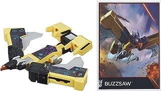 Transformers Generations Combiner Wars Legends Class Buzzsaw Figure
