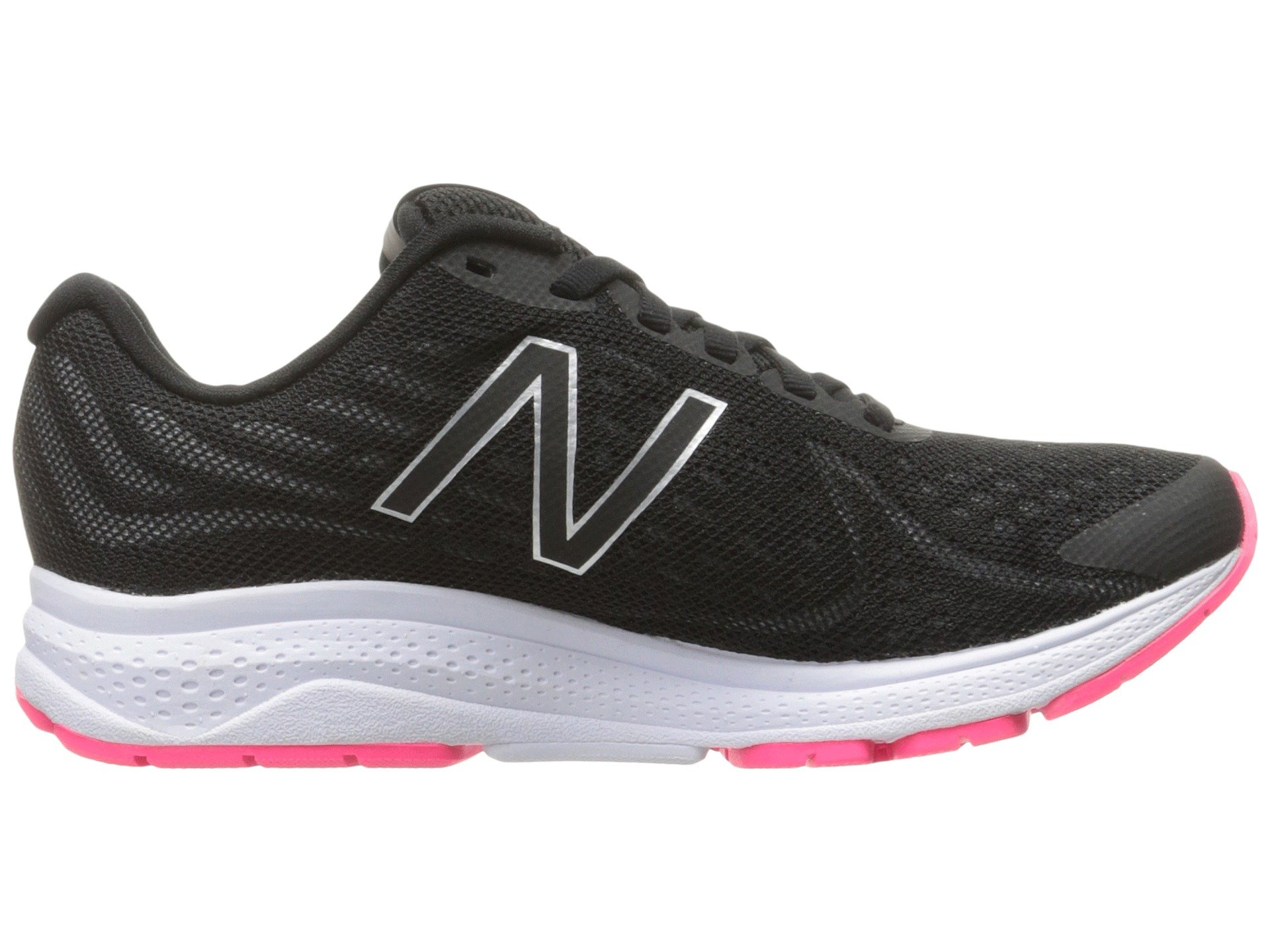 New balance vazee rush v2 mens running shoes black multi online - Video