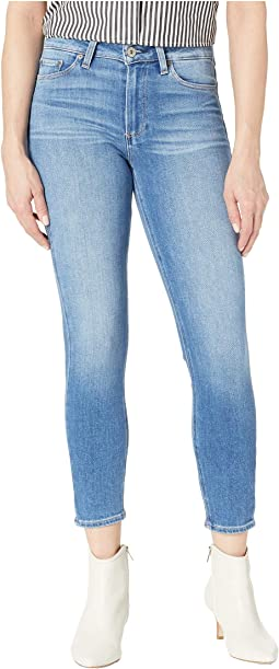 Hoxton Crop Jeans in Renzo