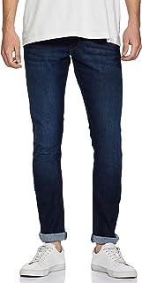 Wrangler Men's Skinny Fit Jeans (W38709W22SMU_Jsw-Indigo_32W x 33L)