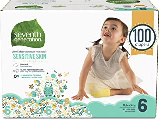 Best seventh generation size 6 diapers Reviews